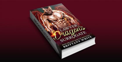 Lawyer Dragon's Surrogate by Brittany White