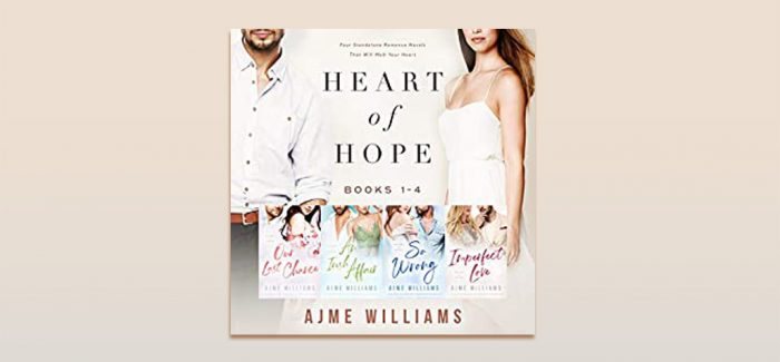 Heart of Hope: Books 1 - 4 by Ajme Williams