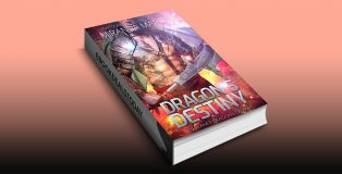 Dragon's Destiny: A SciFi Alien Romance by Miranda Martin