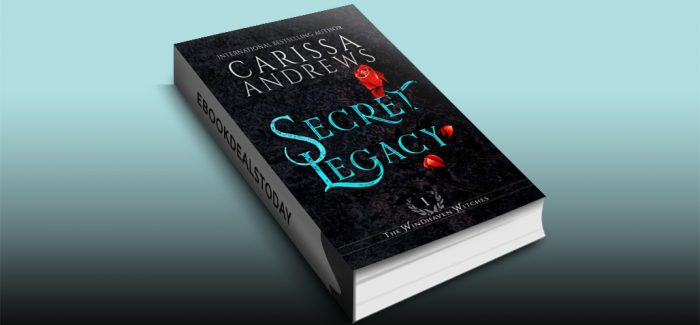Secret Legacy: A Supernatural Ghost Series by Carissa Andrews