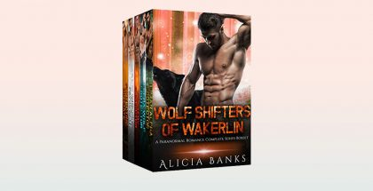Wolf Shifters of Wakerlin by Alicia Banks