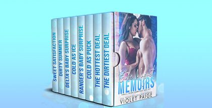 The Babe Magnet Memoirs by Violet Paige