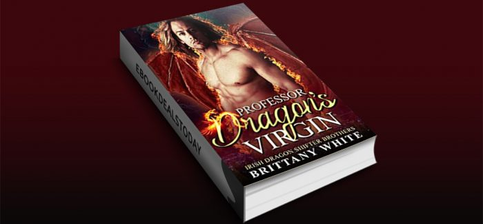 Professor Dragon's Virgin by Brittany White