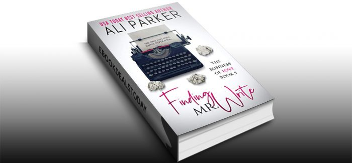 Finding Mr. Write by Ali Parker