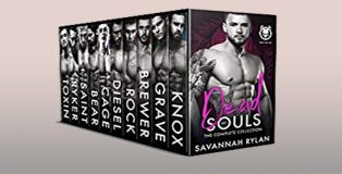 Dead Souls MC: The Complete Collection by Savannah Rylan