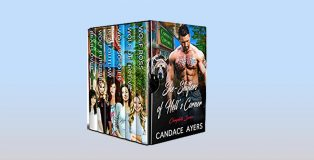 She-Shifters of Hell's Corner Complete Series by Candace Ayers