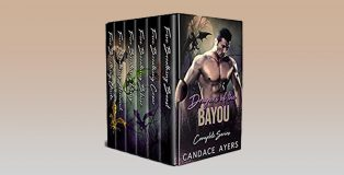 Dragons of the Bayou Complete Series by Candace Ayers
