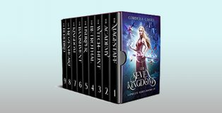 The Seven Kingdoms: Books 1-9 Box Set by Cordelia Castel