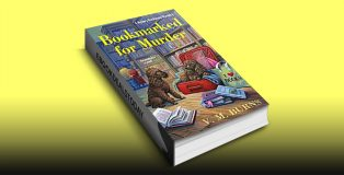 Bookmarked for Murder by V.M. Burns
