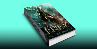 Frey (The Frey Saga, Book 1) by Melissa Wright
