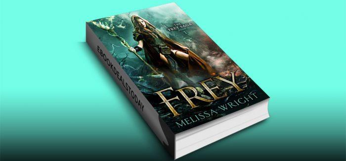 Frey (The Frey Saga, Book 1) by Melissa Wright