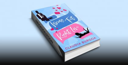 Wrong Text, Right Love by Claudia Burgoa