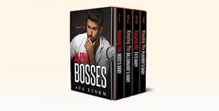Alpha Bosses: A Secret Baby Romance Box Set by Ava Storm