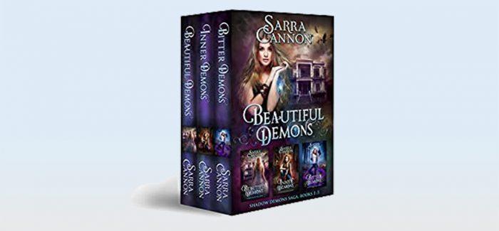 Beautiful Demons Box Set, Books 1-3 by Sarra Cannon