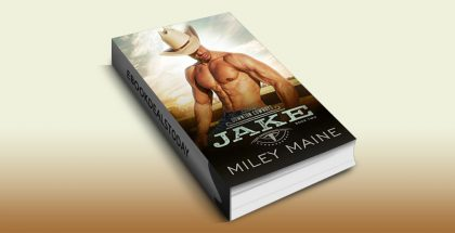 Jake (Downton Cowboys, Book 2) by Miley Maine