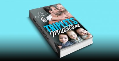 Triplets for The Millionaire by K.C. Crowne