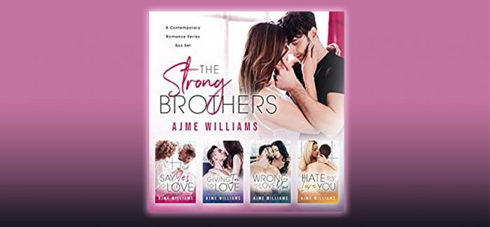 The Strong Brothers by Ajme Williams