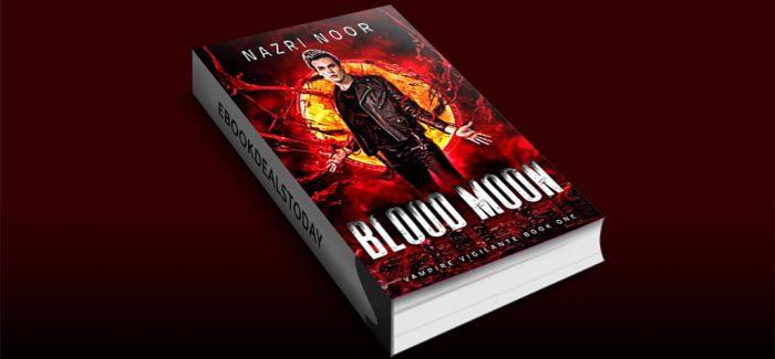 Blood Moon by Nazri Noor