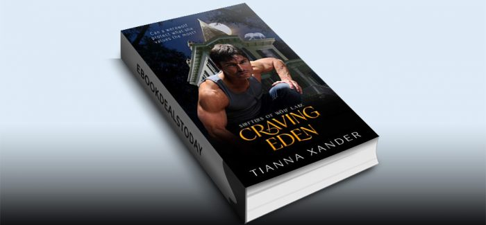 Craving Eden (Shifters of Wolf Lake, Book 1) by Tianna Xander