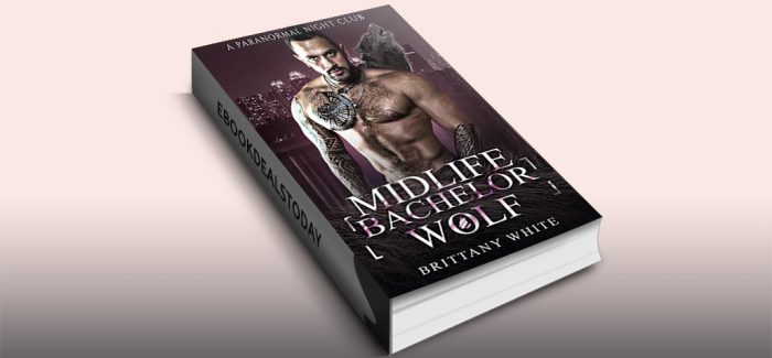 Midlife Bachelor Wolf by Brittany White