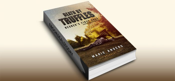 DEATH BY TRUFFLES by Marie Anders