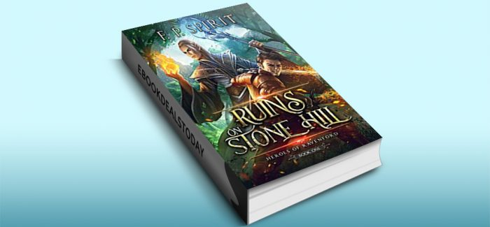The Ruins on Stone Hill by F P Spirit